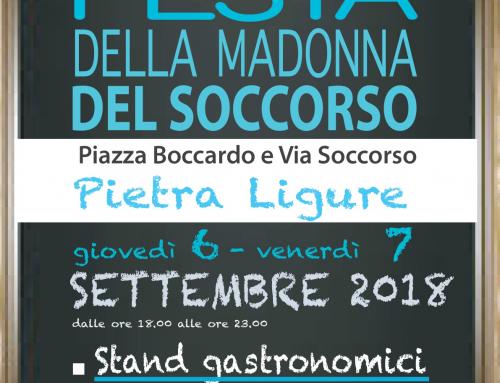 Un altro appuntamento del nostro calendario eventi di settembre…La Grande Festa della Madonna del Soccorso