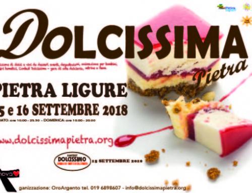 """Il 15 e 16 settembre torna Dolcissima Pietra con il Contest """"allargato"""""""
