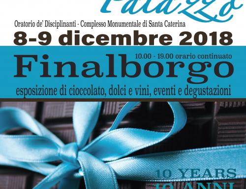 Cioccolato a Palazzo…In attesa del Natale