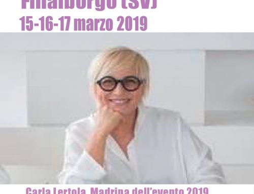 Carla Lertola, famosa dietologa italiana sarà la madrina del Salone dell'Agroalimentare Ligure 2019