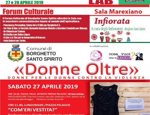 Il Programma di Floricola 2019