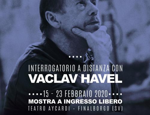 Vaclav Havel mostra a Finalborgo